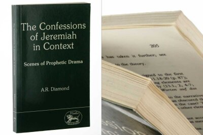 Diamond, A. R.: The confessions of Jeremiah in context.