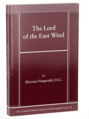 Fitzgerald, Aloysius FSC: The Lord of the East Wind.
