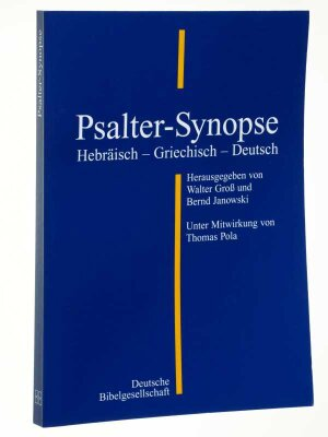 Psalter-Synopse.